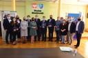Zdjęcie: Powiatowa Rada Rynku Pracy w Braniewie kadencja 2021 -2025